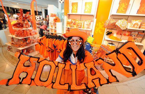 Oranje-Acties al vroeg van start voor het WK!!