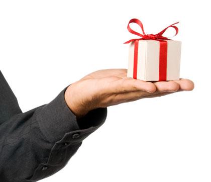 Relatiegeschenken verkoper met een bijzondere manier van werken