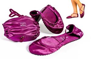 De opvouwbare schoen