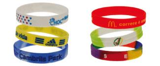 siliconen armbandjes ontwerpen