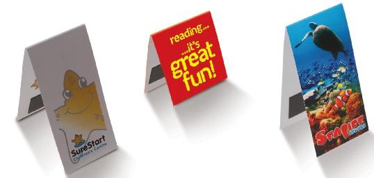 boekenleggers met magneet