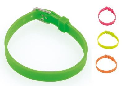 fluor PVC armbandjes