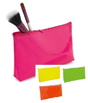 fluor make up tasjes PVC
