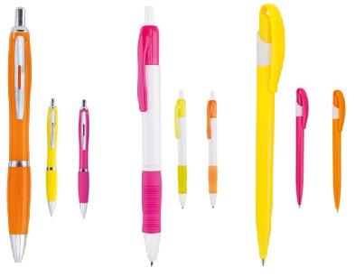 fluor pennen met logo