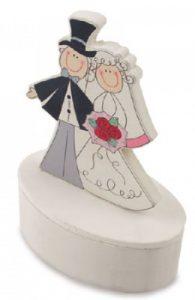 trouwbedankje trouwgeschenk doosje