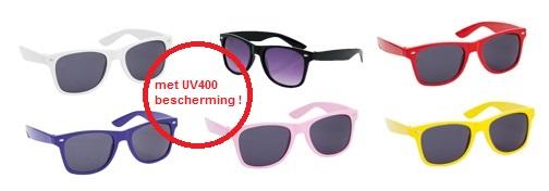 zonnebrillen bedrukken UV