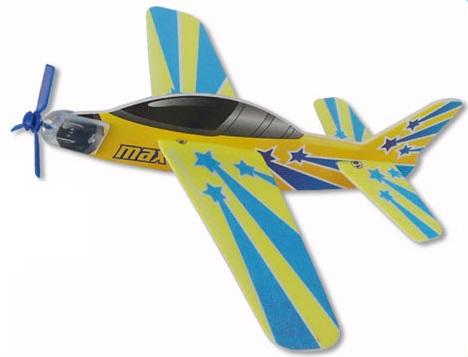 foam vliegtuigjes met eigen logo