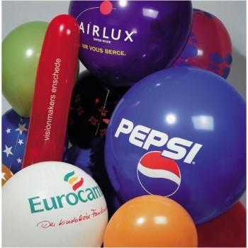 Ballonnen met fullcolor print