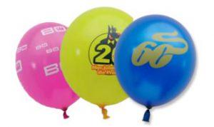 ballonnen bestellen
