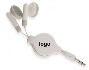 oprolbare koptelefoon