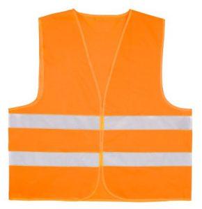 oranje veiligheidsvest