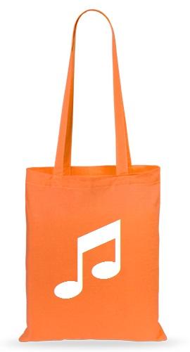 tote bags oranje