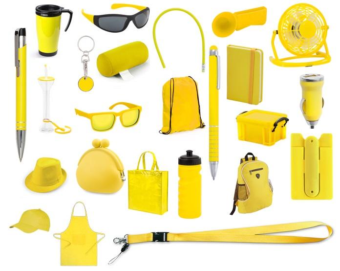 relatiegeschenken geel