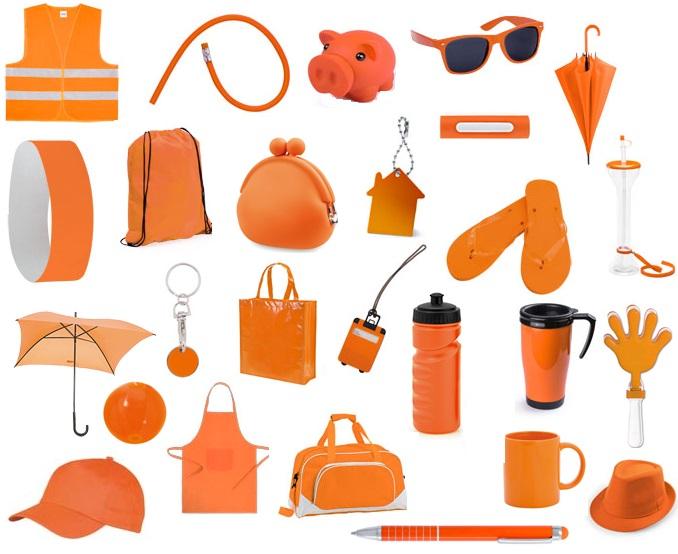 relatiegeschenken oranje