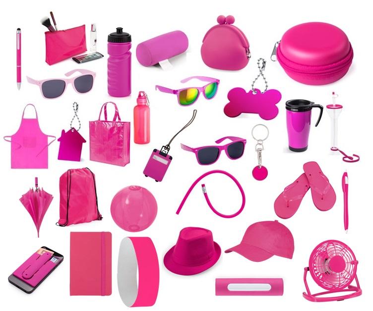 Relatiegeschenken en promotie artikelen op kleur