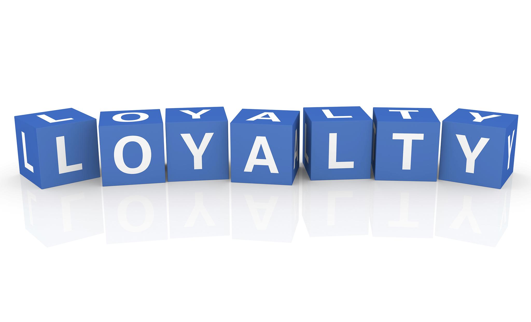 Loyalty, waardering en aansporen van een 'CTA' met promotionele