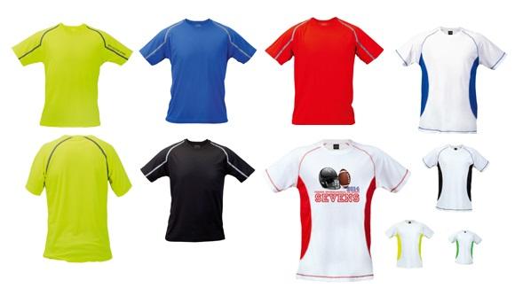 sport t shirts bedrukken