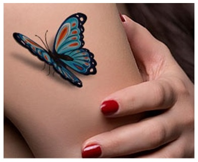 3D PLAK TATTOOS