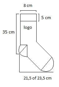 lange sokken bestellen