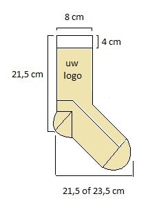 sokken laten bedrukken