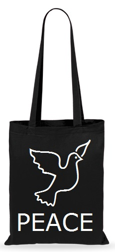 tote bags peace