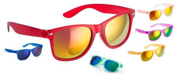 zonnebrillen met opdruk