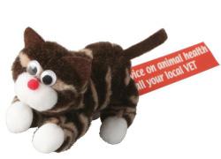 Cat-plush