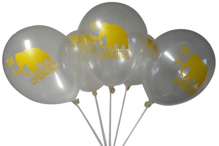 Ballonnen laten bedrukken