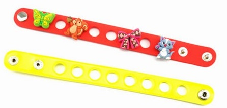 pvc armbandjes voor kinderen