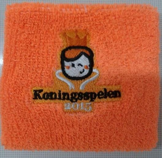 Gadgets voor de Koningsspelen