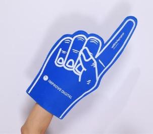 foam handen bedrukken