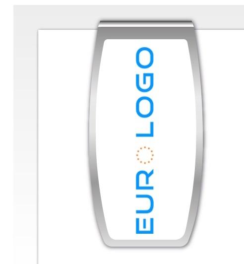 paperclips met logo